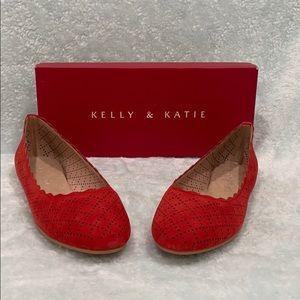 Kelly & Katie flats